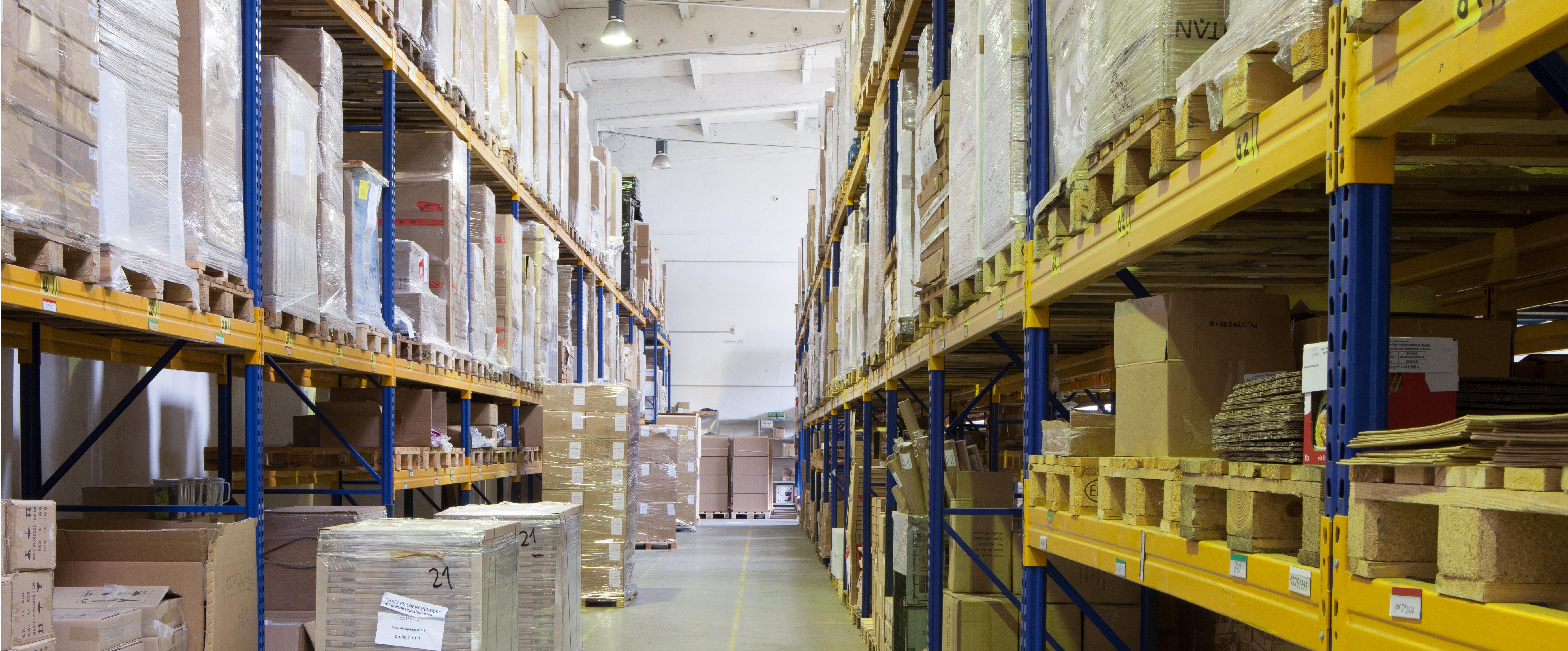 Lager & Logistik